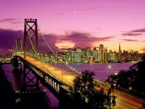 Cau qua vinh OaklandSan Francisco