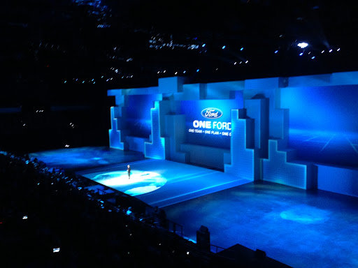 Ford Events at the 2014 NAIAS - 55
