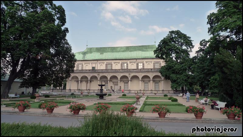 Belvedere Praga