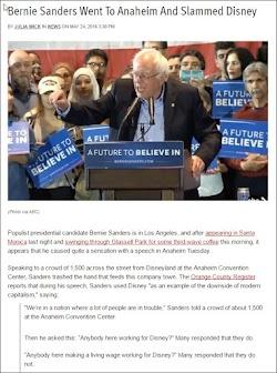 20160524_1838 Bernie Sanders Went To Anaheim And Slammed Disney.jpg