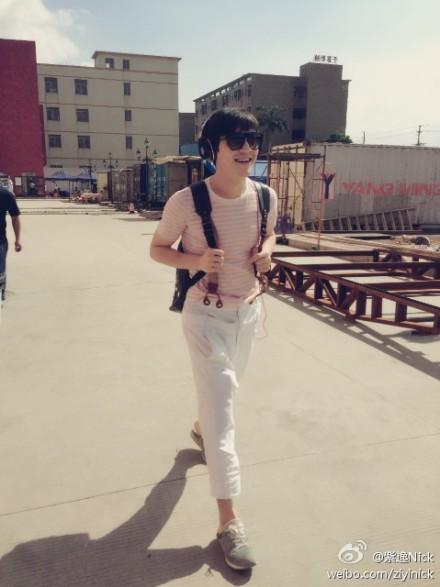 Wang Ziyi China Actor