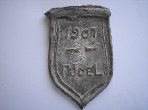 Naam: FJ de LPlaats: HaarlemJaartal 1907