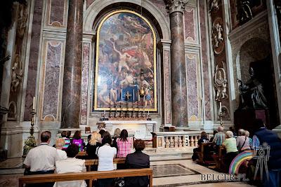 Grób bł.Jana Pawła II