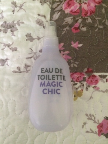 magic chic eau de toilette mercadona