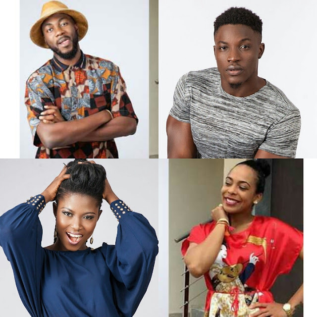 Image result for Tboss, Bassey, Bally And Debbi Rise Up For Possible Eviction