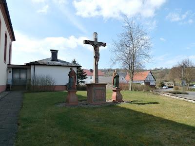 an der Stadtkirche zu Hosenfeld