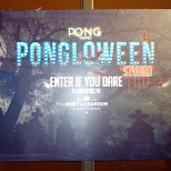 Pongloween at PONG, Taipei in Taipei, T'ai-pei county, Taiwan