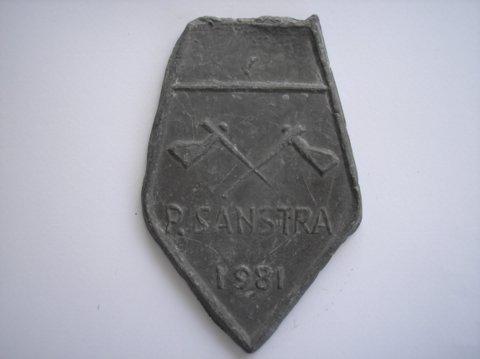 Naam: P. SanstraPlaats: EnkhuizenJaartal: 1981