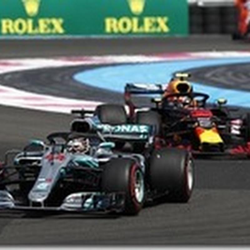 GP di Francia: Domina Hamilton