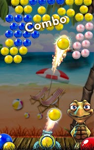Bubble Trouble Summer Game 2