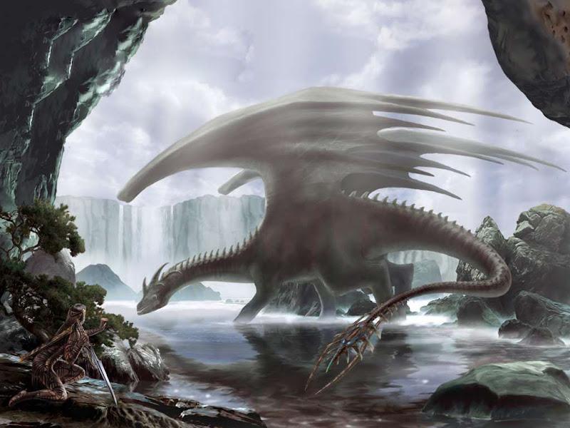 Mysterious Helper, Dragons 3