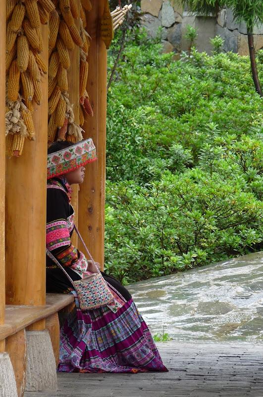 CHINE.YUNNAN.KUN MING Village des minorités 2 - P1270673.JPG