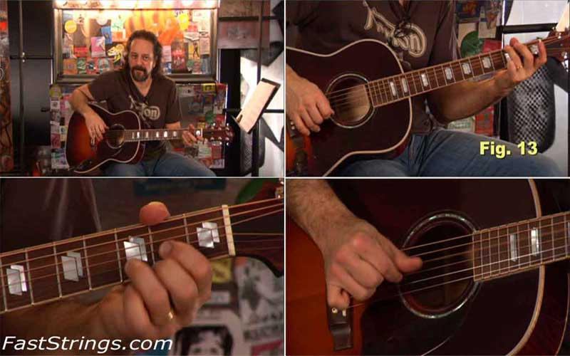 Andy Aledort - How To Play Acoustic Rock Guitar (Guitar World)