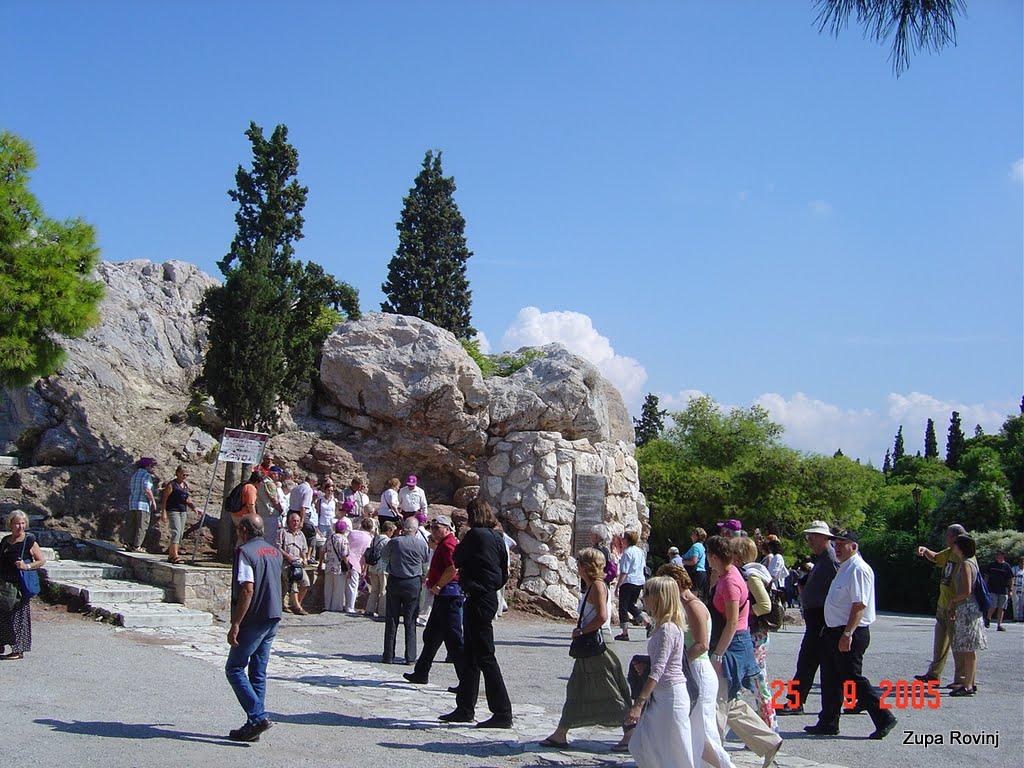 Stopama sv. Pavla po Grčkoj 2005 - DSC05473.JPG