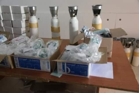 Por fin suministran material sanitario a hospitales de todos los campamentos de refugiados saharauis