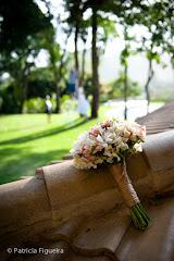 Foto 0018. Marcadores: 30/07/2011, Bouquet, Buque, Casamento Daniela e Andre, Fotos de Bouquet, Fotos de Buque, Rio de Janeiro