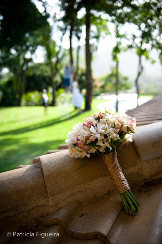 Foto de casamento 0018 de Daniela e Solano. Marcações: 30/07/2011, Bouquet, Buque, Casamento Daniela e Andre, Fotos de Bouquet, Fotos de Buque, Rio de Janeiro.