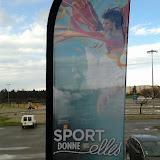 Le Sport donne des Elles. 5 et 6 mars 2016.