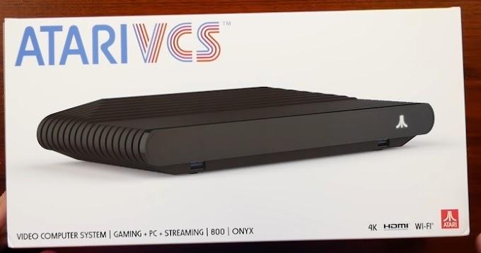 Echando un vistazo a la Atari VCS