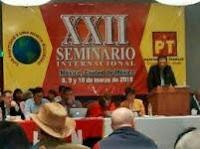 الندوة الدولية الـ 22 لحزب العمل المكسيكي تصادق بالإجماع على قرار يدعم حق الشعب الصحراوي في تقرير المصير والاستقلال