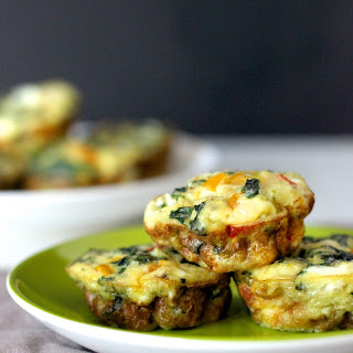 "Make-Ahead Omelet ""Muffins"""