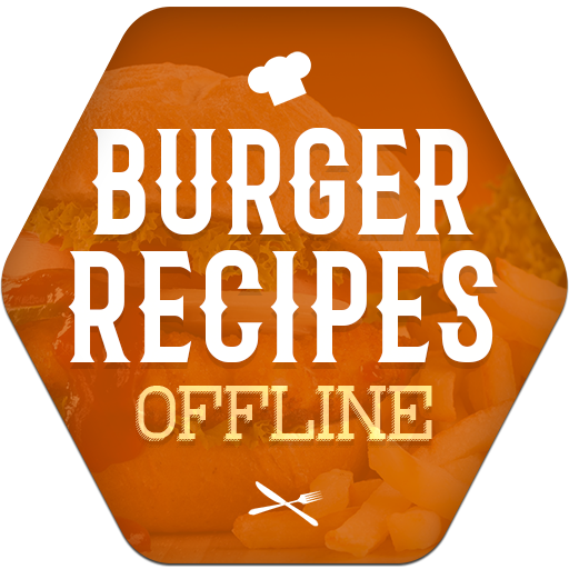 Burger Recipes Offline