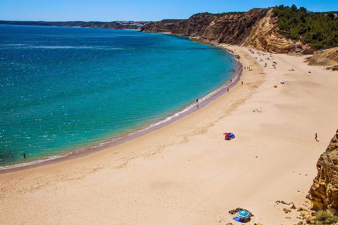 Playa Cabanas Velhas, Algarve