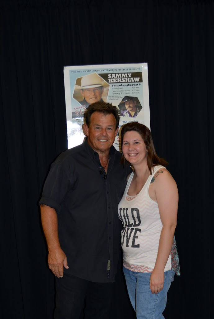 Sammy Kershaw/Buddy Jewell Meet & Greet - DSC_8391.JPG
