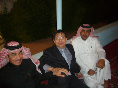 Tabuk的阿拉伯朋友