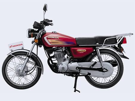 Honda CG125 2017
