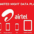 HOW TO SUBSCRIBE FOR AIRTEL NIGHT PLANS BUNDLE VIA SMART TRYBE TARIFF PLAN