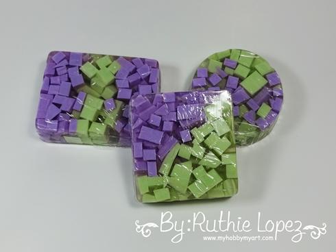 Jabones encapsulados - Ruthie Lopez