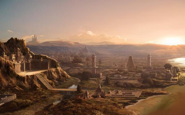 Lands Of Nightmare 1, Magical Landscapes 3