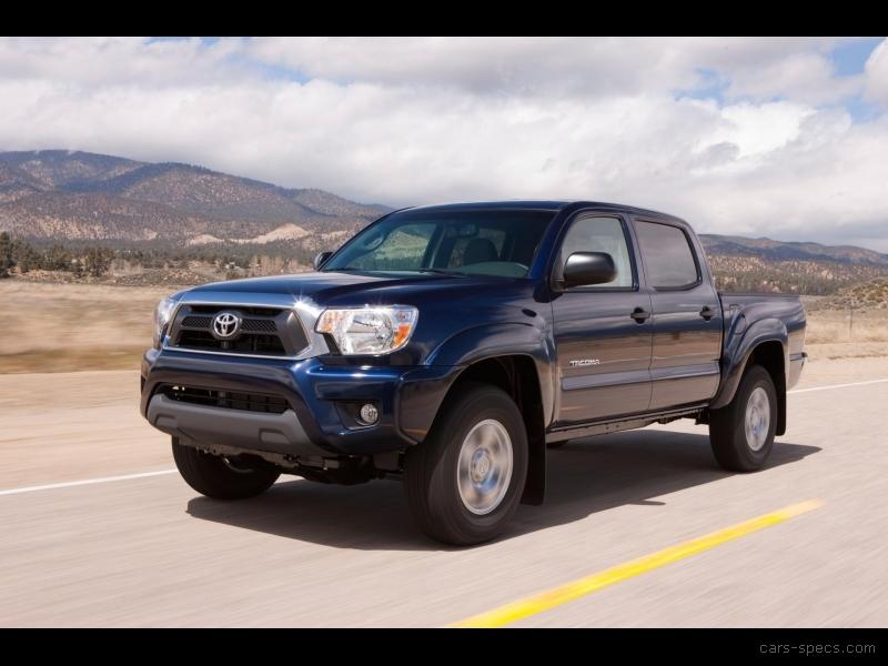 ... 2012 Toyota Tacoma 00014 ...