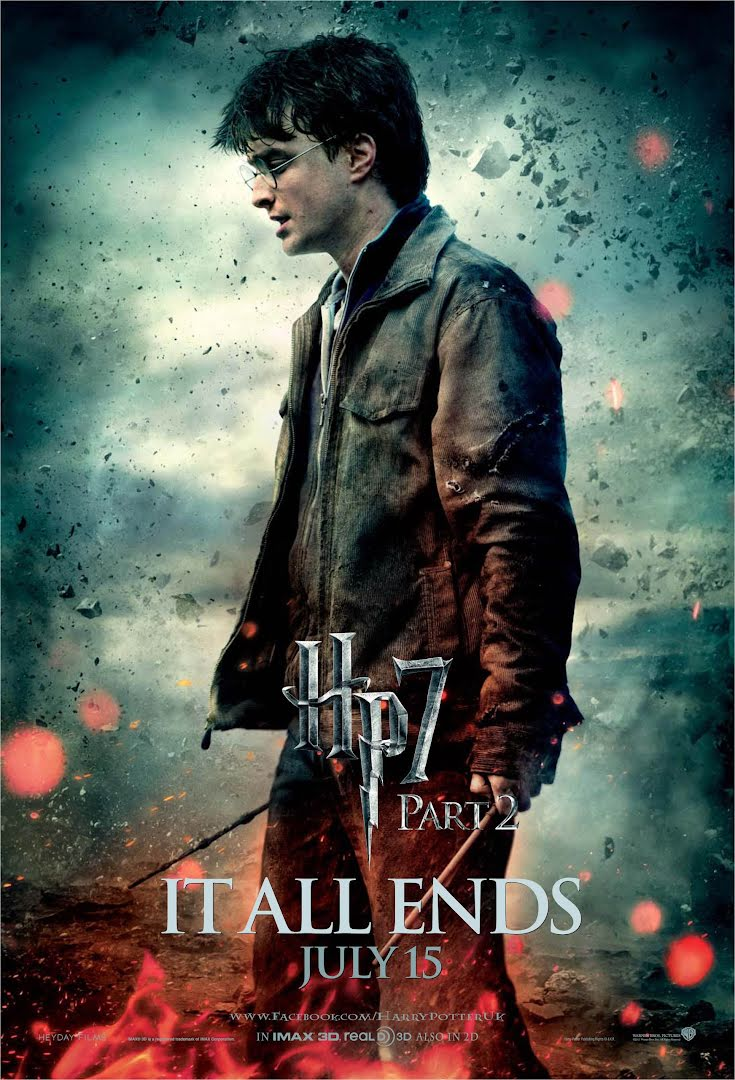 Harry Potter y las Reliquias de la Muerte: Parte II - Harry Potter and the Deathly Hallows: Part II (2011)