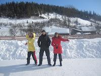 Фоторепортаж с тренинга по ньяса-йоге 12-18 февраля 2012г в Карпатах.778
