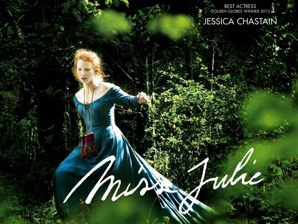 Δεσποινίς Τζούλια (Miss Julie) Wallpaper