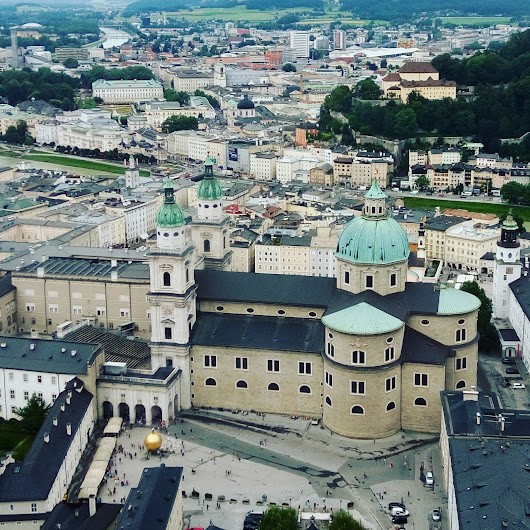 Google review of Fortress Hohensalzburg by soham sabnis