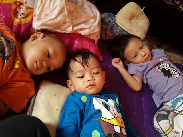 Ariq Azshah Anak Susuan Pertama Mummy