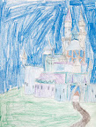 The Blue Castle by Kevin