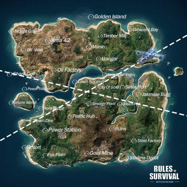 Fearless Fjord Tekli Modda Güncelleme / Rules of Survival