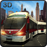 Grand City Tourist Bus Driver Icon