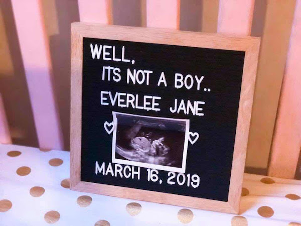Baby #4 is a...