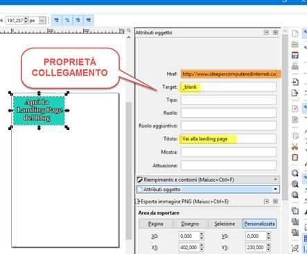Come creare una finestra popup che mostri una immagine con link a una pagina del blog idee - Creare finestra popup ...