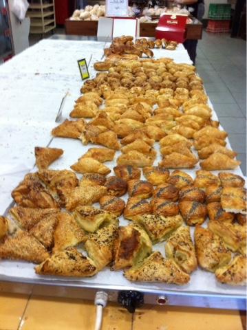 Gastronomie israélienne