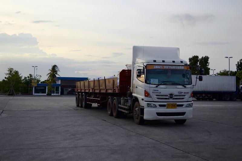 автостоп таиланд