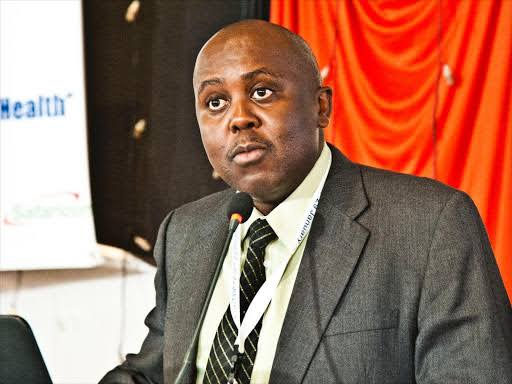 Mugo Kibati the Telkom CEO. PHOTO | BANA