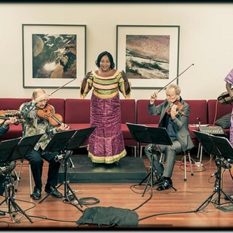 Trio Da Kali and Kronos Quartet: Ladilikan (Albumkritik)