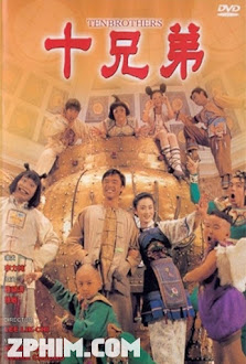 Thập Huynh Đệ - Ten Brothers (1999) Poster