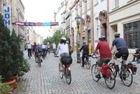 Fahrradtor August 2017